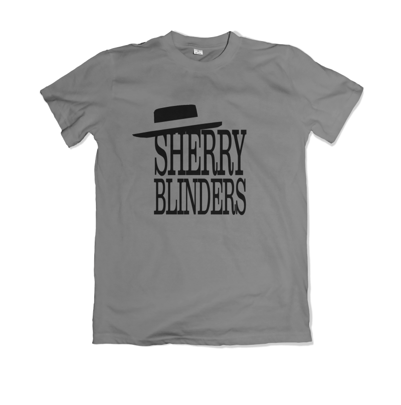Sherry Blinders Gris