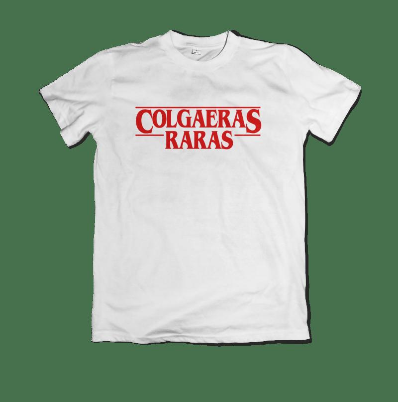 Colgaeras Raras Blanca