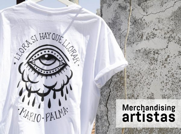Merchan artistas